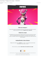 Fortnite : attention aux fausses applications !
