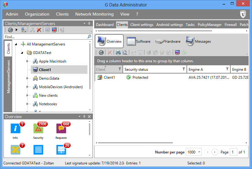 patch manager plus firewall ports